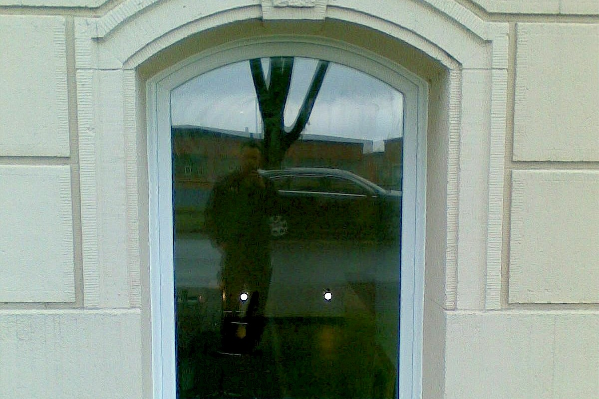 Fenster und insektenschutz - Fenster mit rundbogen ...